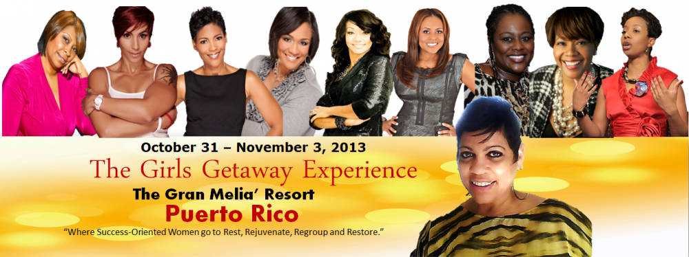 The Girls Getaway Experience 2013